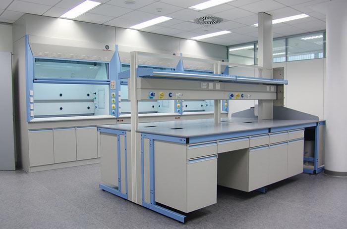 杰瑞思实验室设计小技巧:应该怎么装修实验室墙地面插图