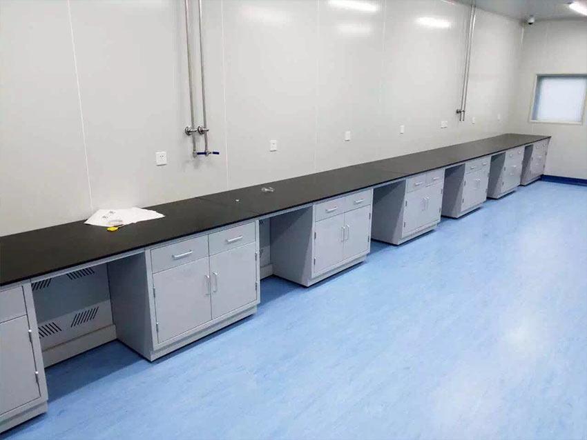 成都实验室装修地面用什么材料?插图