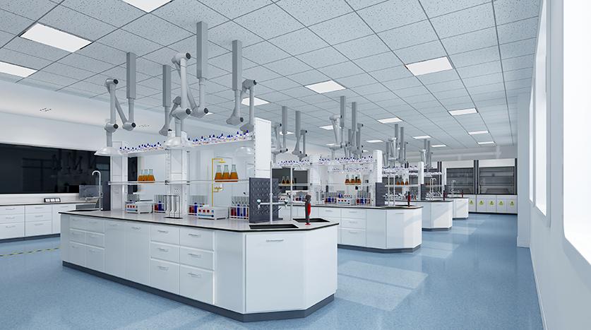 实验室装修之医院检验科实验室洁净装饰的基本要求有哪些插图