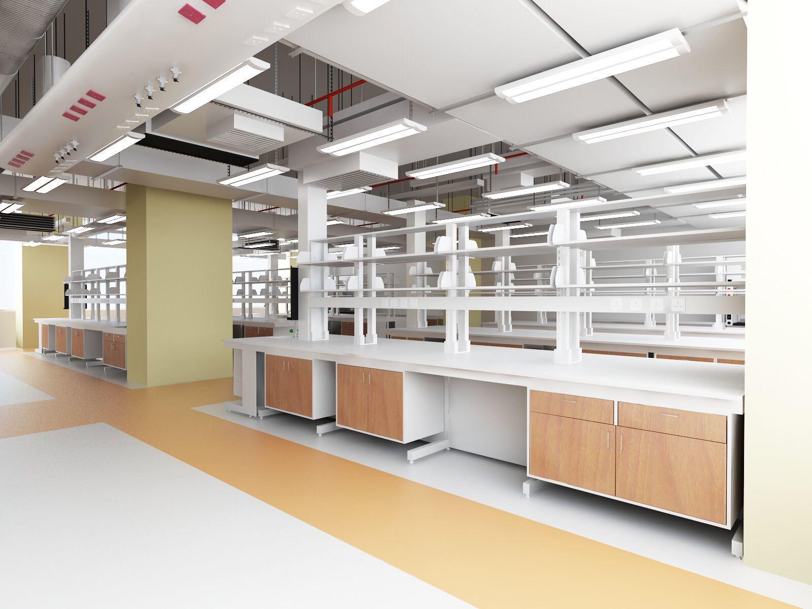 中小学实验室建设装修的重要点,你们都学到了吗?插图